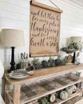 Diy farmhouse fall decorating ideas (37)