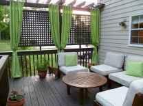 Diy shade canopy ideas for patio & backyard decoration (27)