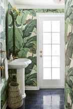 Fresh and cool powder room design & decoration ideas (22)