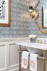 Fresh and cool powder room design & decoration ideas (48)
