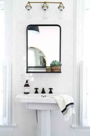 Fresh and cool powder room design & decoration ideas (51)