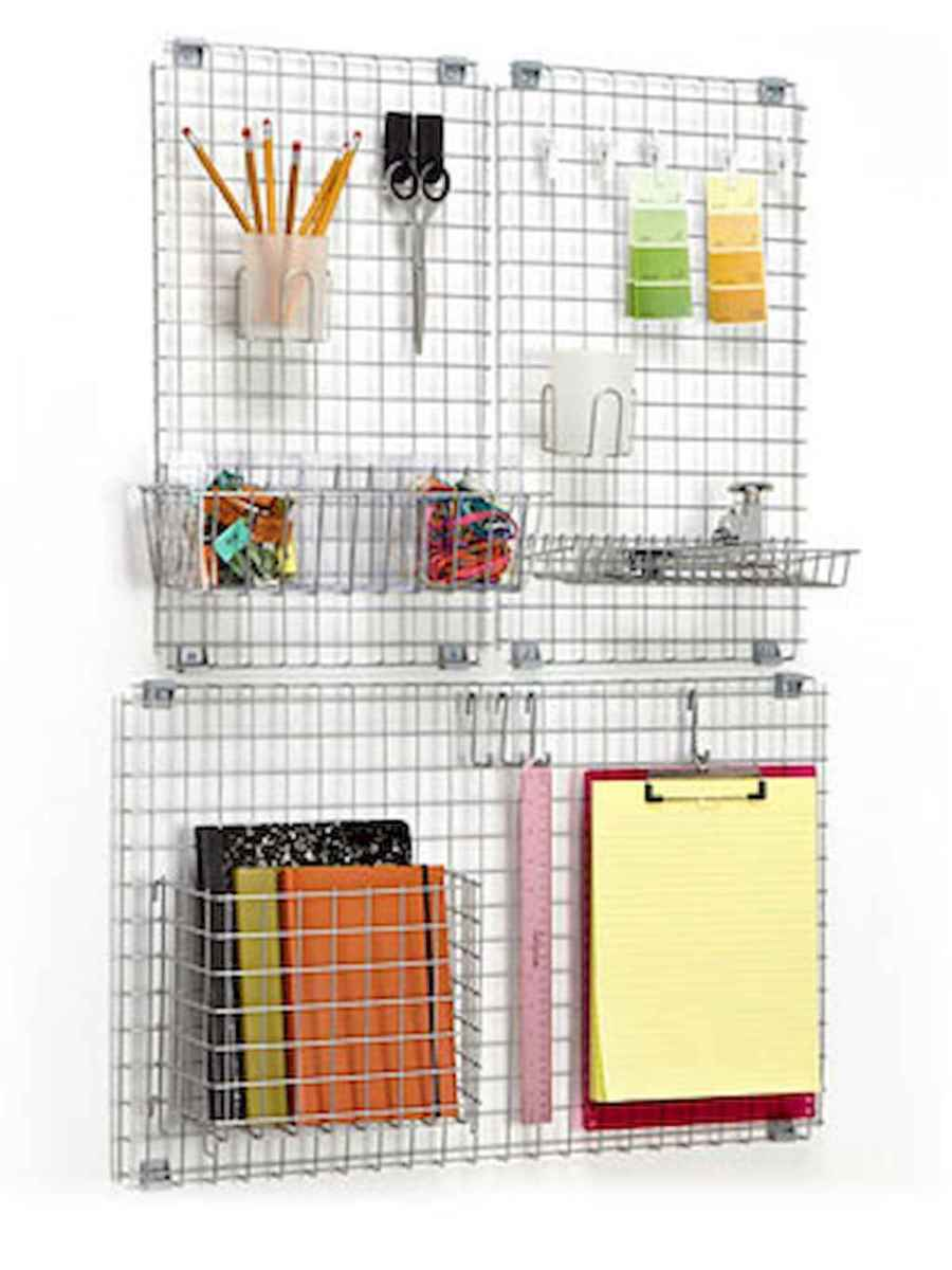 Genius dorm room organization ideas on a budget (29)