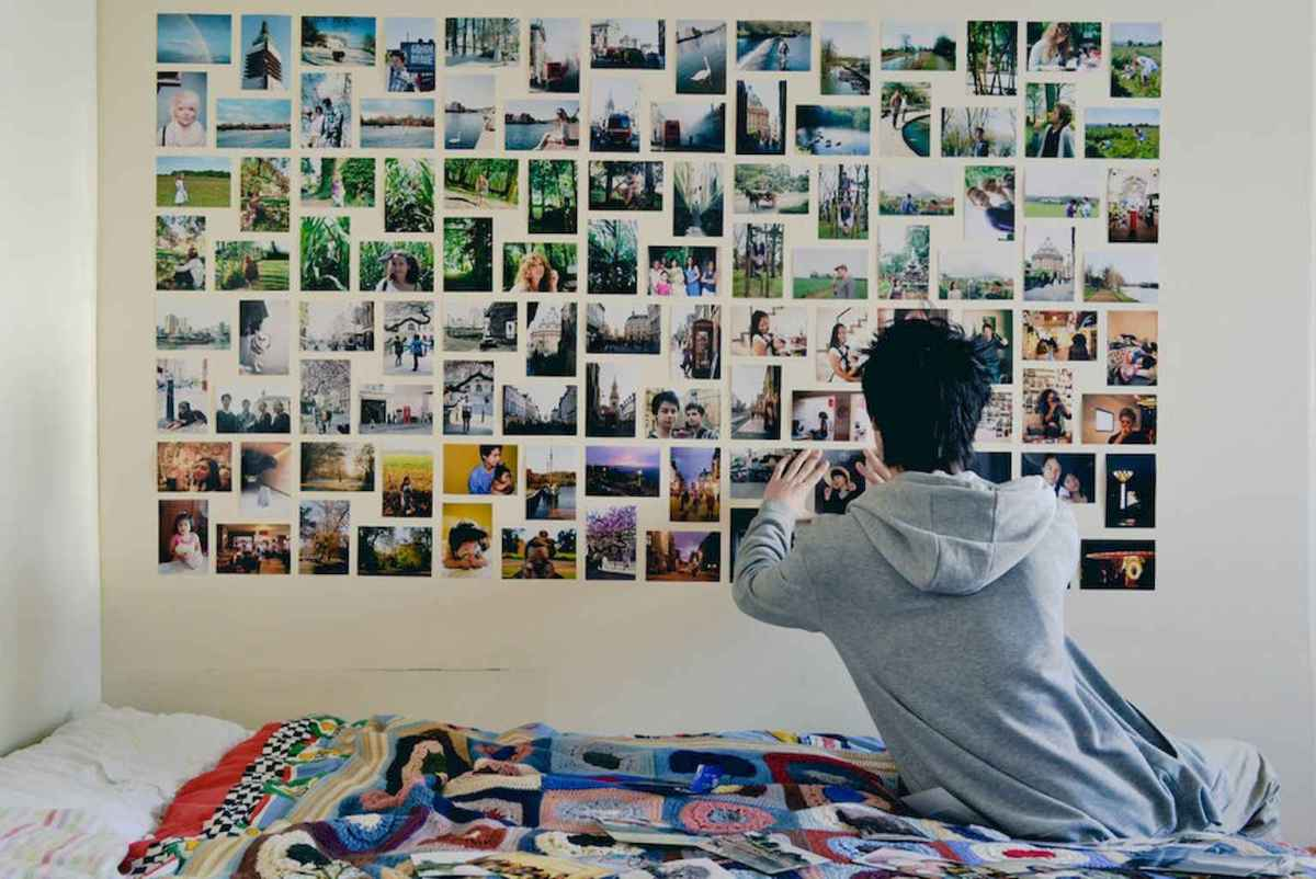 Genius dorm room organization ideas on a budget (48)