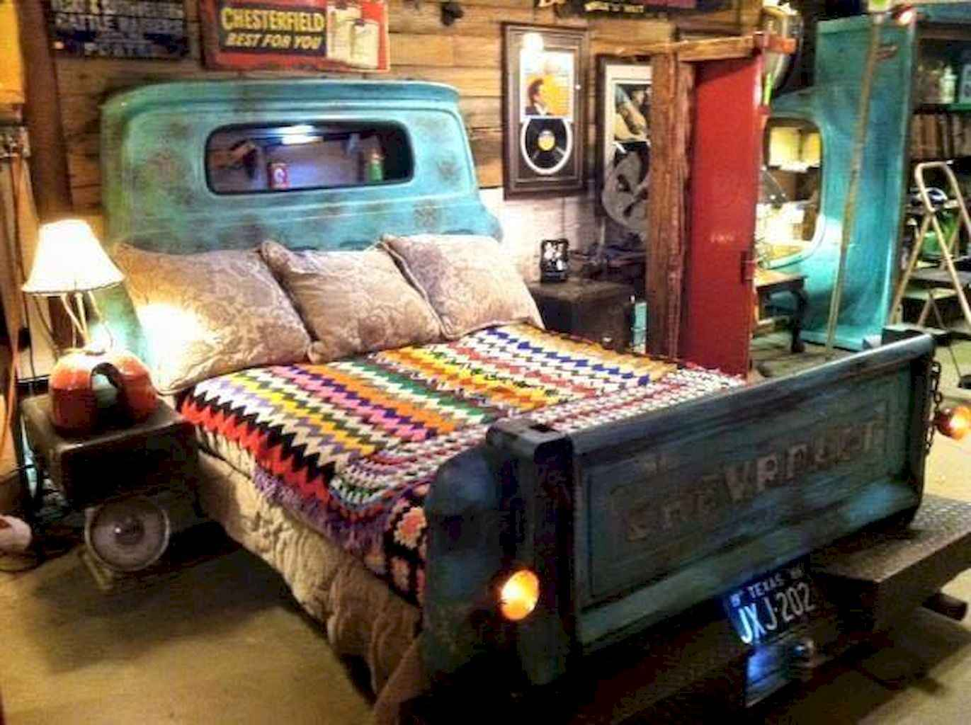 Gorgeous rustic master bedroom design & decor ideas (20)