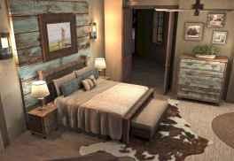 Gorgeous rustic master bedroom design & decor ideas (24)