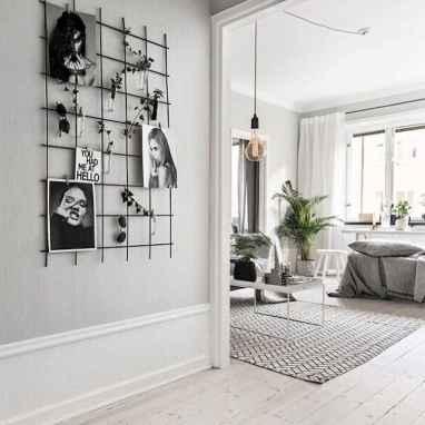 Gorgeous scandinavian living room design trends (64)