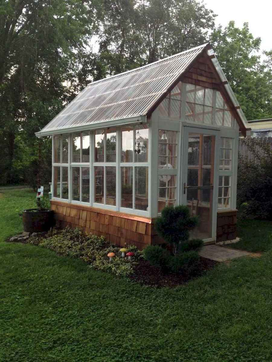 Incredible backyard storage shed makeover design ideas (56)