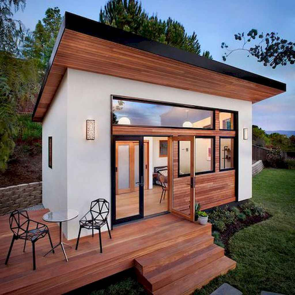Incredible backyard storage shed makeover design ideas (63)