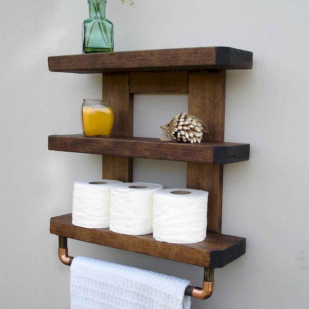 Inspiring rustic bathroom decor ideas (6)