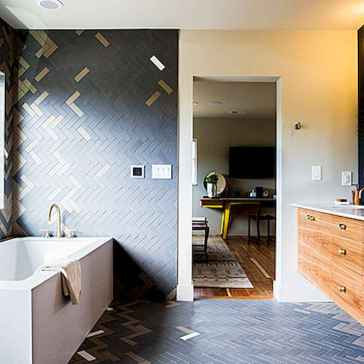 Mid century bathroom decoration ideas (1)