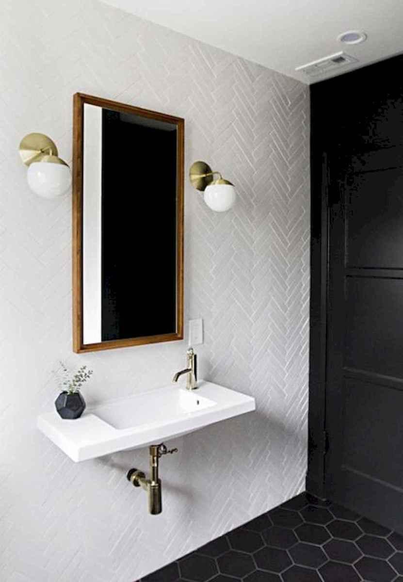 Mid century bathroom decoration ideas (13)