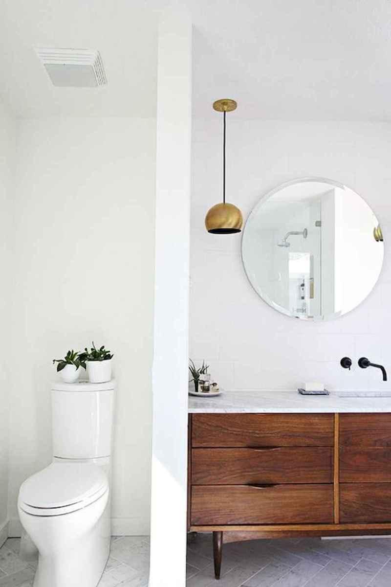 Mid century bathroom decoration ideas (16)