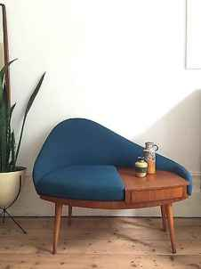 Mid century modern home decor & furniture ideas (4)