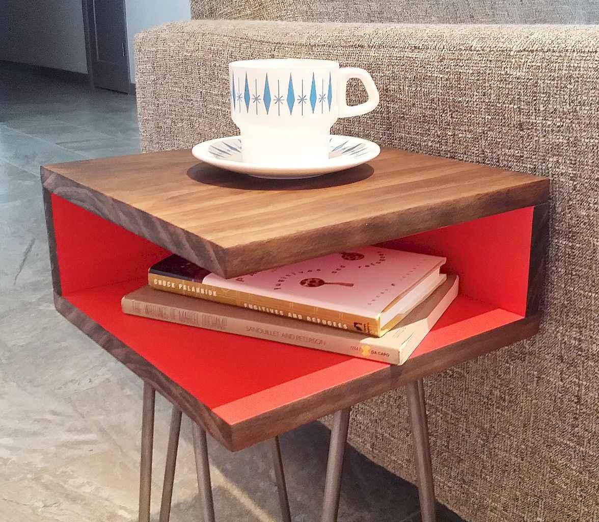 Mid century modern home decor & furniture ideas (5)