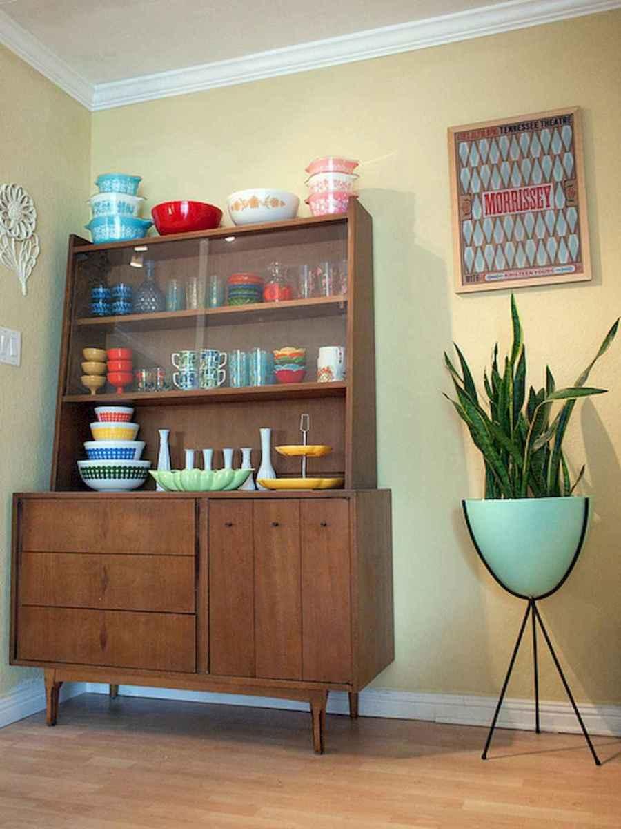 Mid century modern home decor & furniture ideas (9)