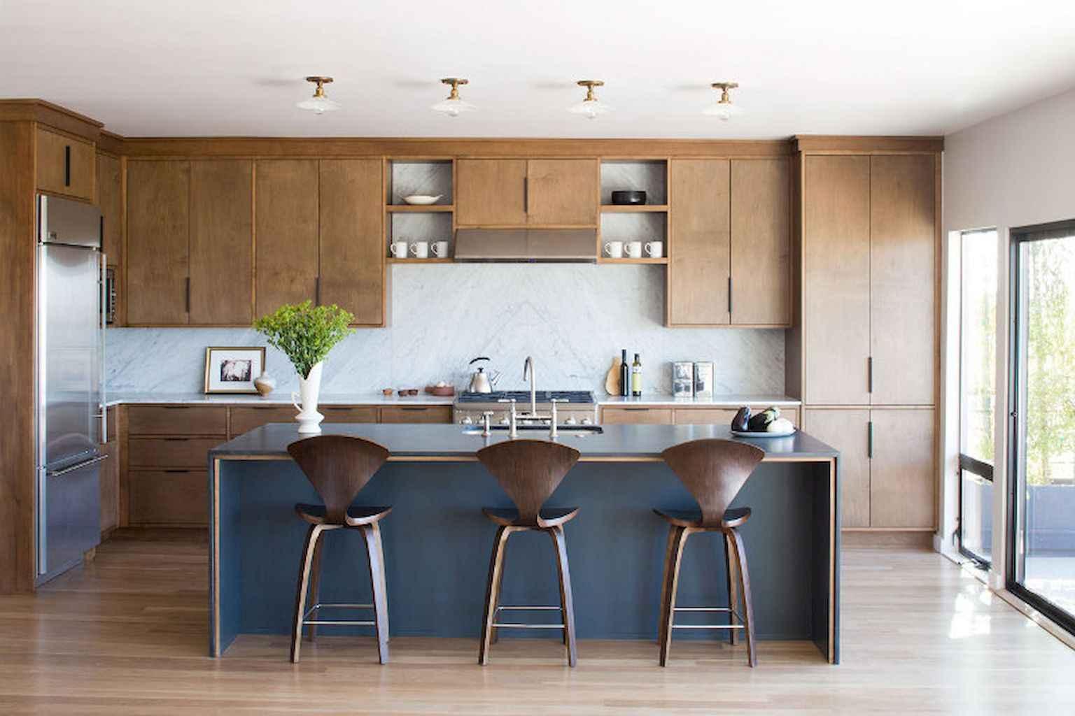 Mid century modern kitchen design ideas (2)