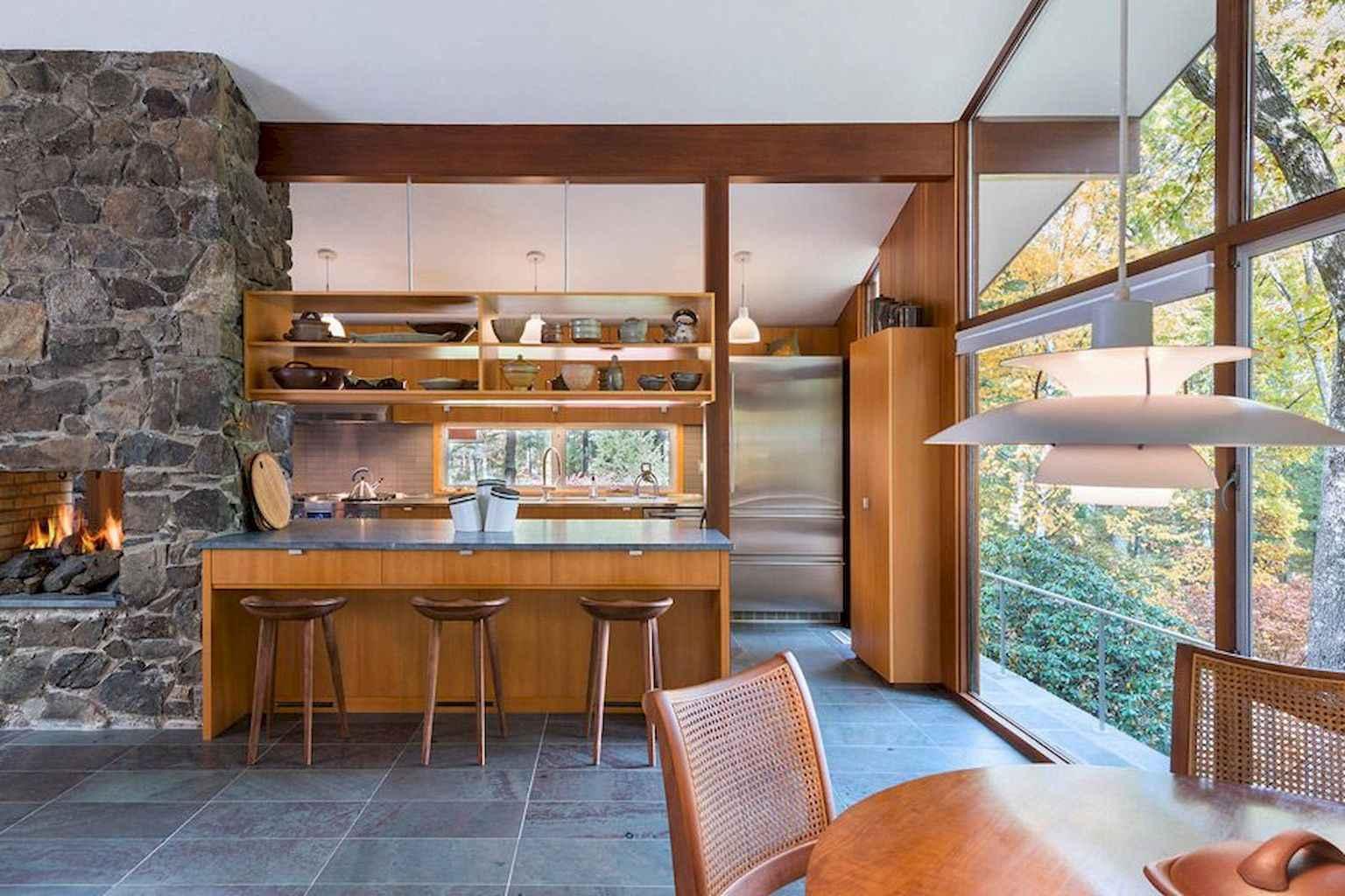 Mid century modern kitchen design ideas (21)
