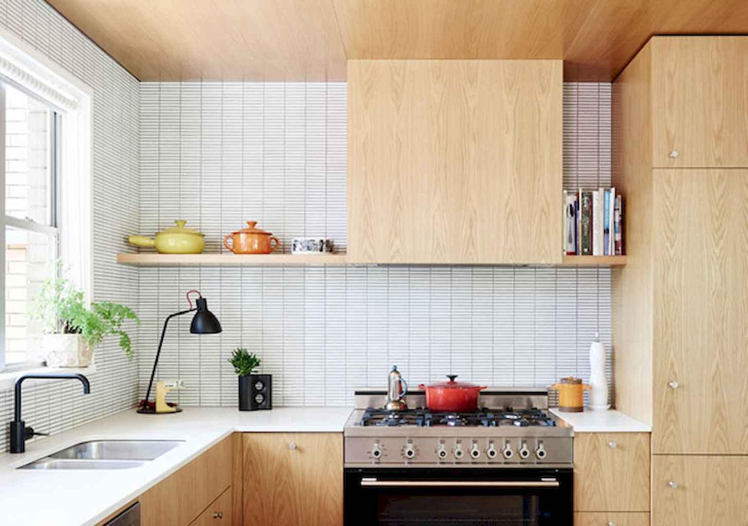 Mid century modern kitchen design ideas (26)