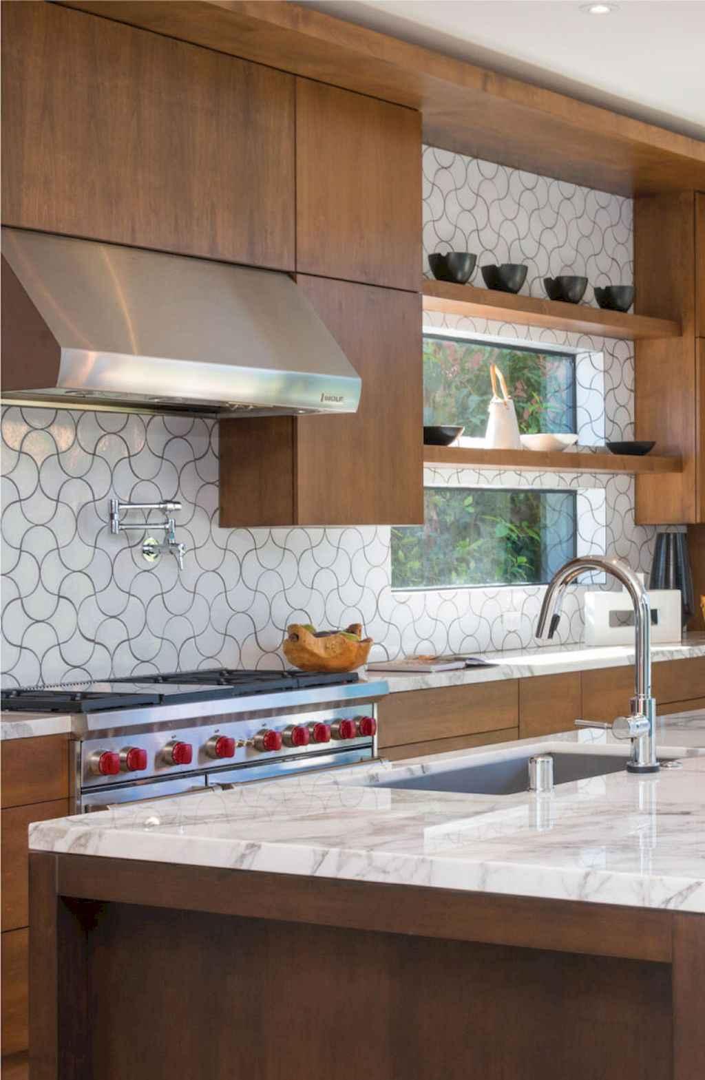 Mid century modern kitchen design ideas (30)