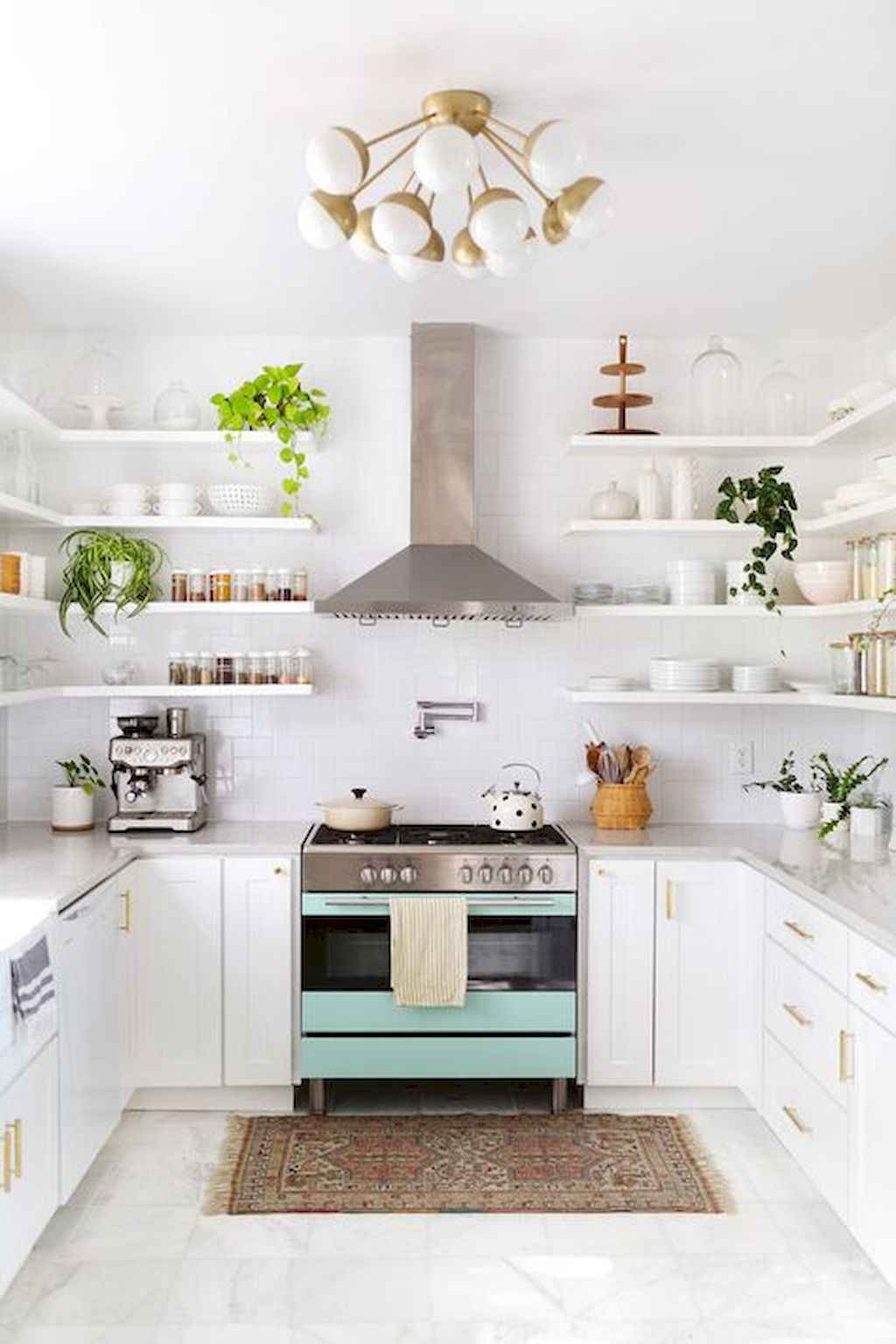 Mid century modern kitchen design ideas (4)