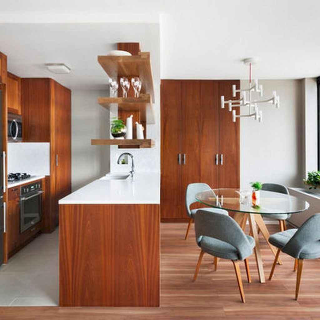 Mid century modern kitchen design ideas (5)