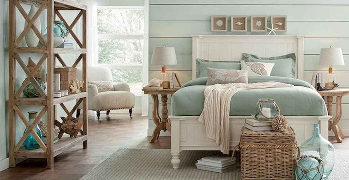 Perfect coastal beach bedroom decoration ideas (22)