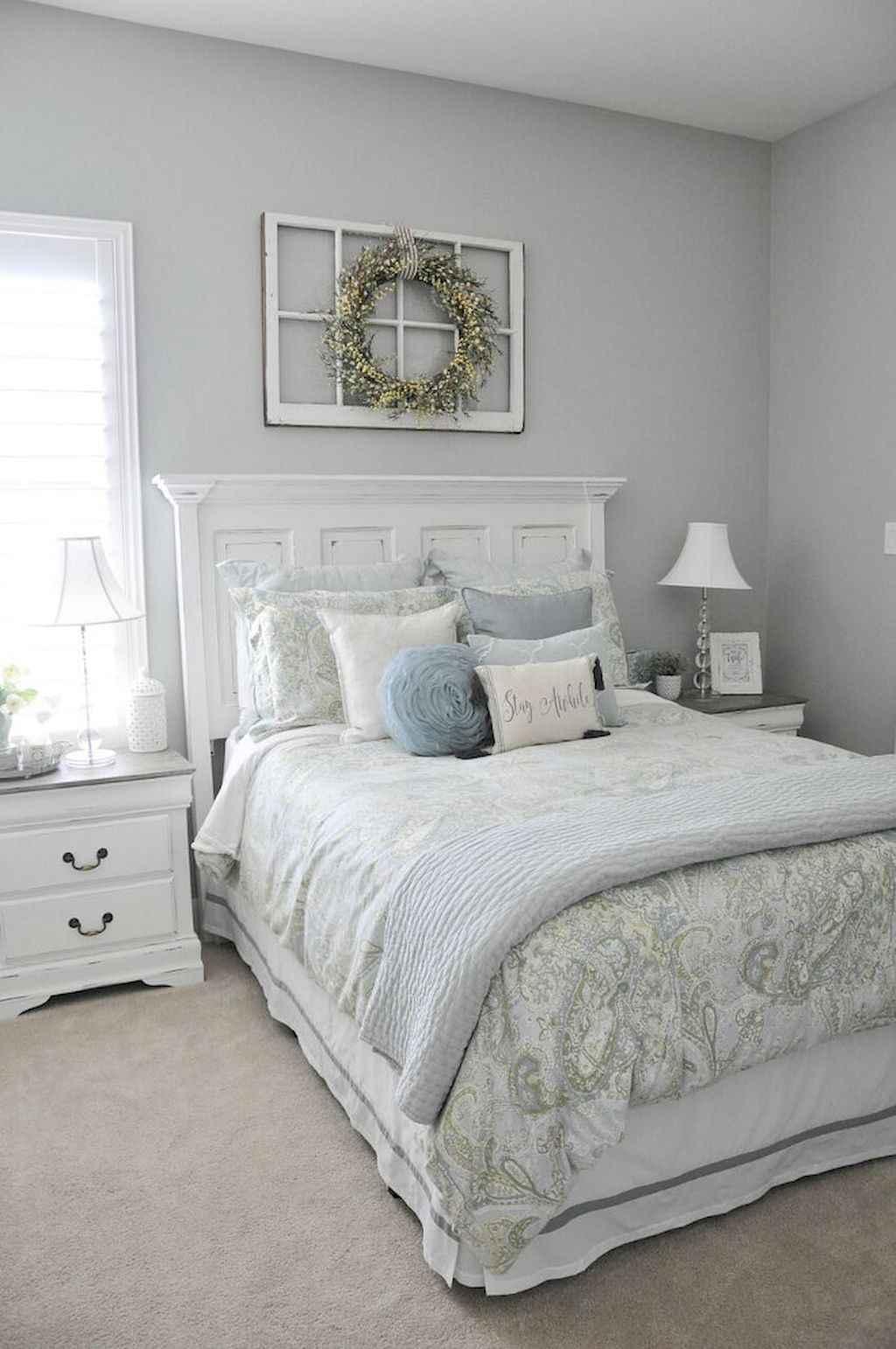 Perfect coastal beach bedroom decoration ideas (41)