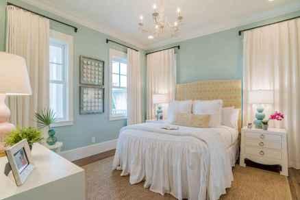 Perfect coastal beach bedroom decoration ideas (42)