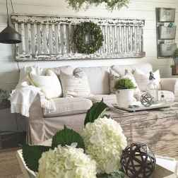 Romantic shabby chic living room decoration ideas (1)