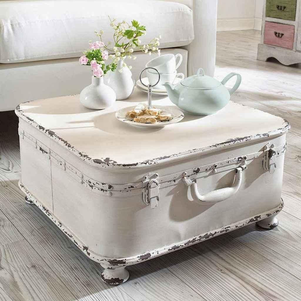 Romantic shabby chic living room decoration ideas (12)