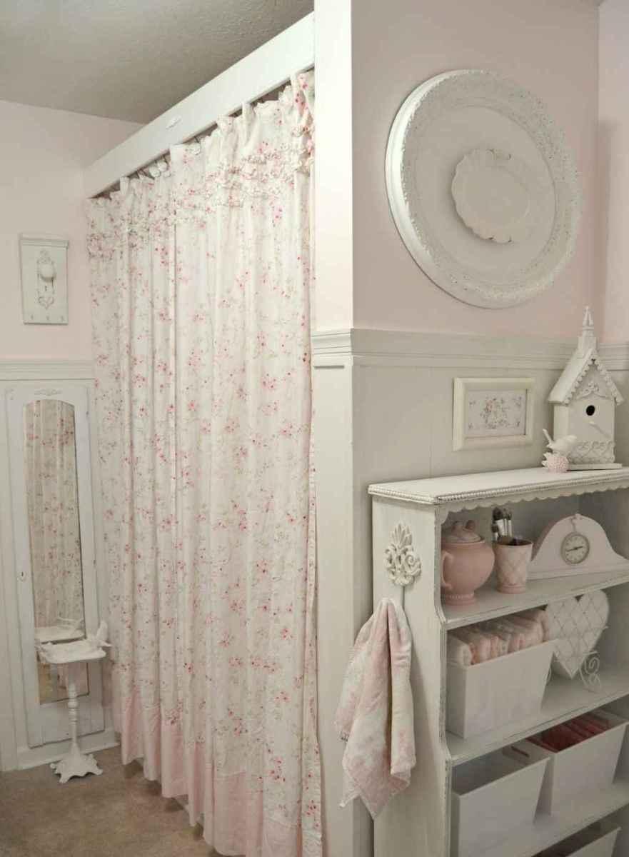 Shabby chic bathroom remodel ideas (33)