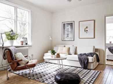 Simple clean vintage living room decorating ideas (12)
