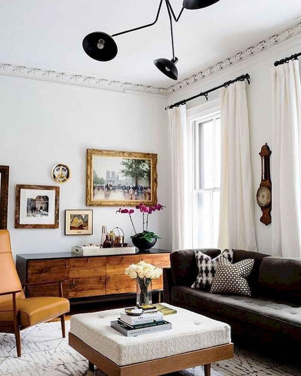 Simple clean vintage living room decorating ideas (24)
