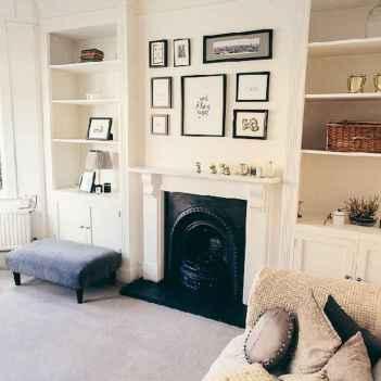 Simple clean vintage living room decorating ideas (25)
