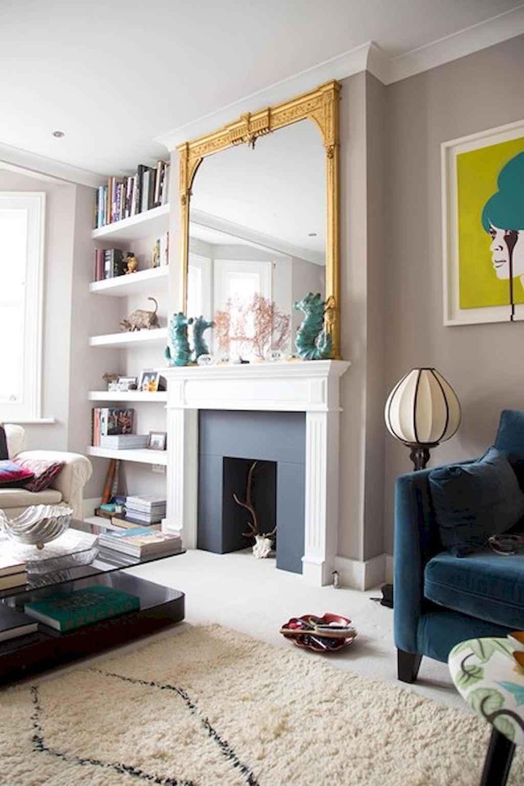 Simple clean vintage living room decorating ideas (36)