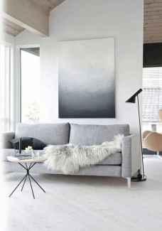 Simple minimalist apartment decor ideas (18)