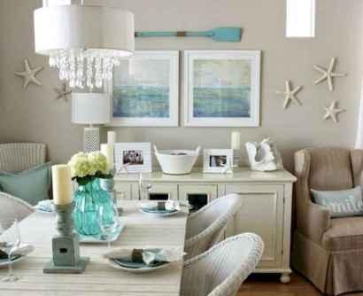 Wonderful coastal living room design & decor ideas (29)