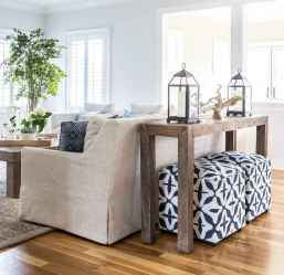 Wonderful coastal living room design & decor ideas (37)