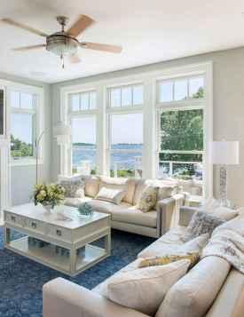 Wonderful coastal living room design & decor ideas (5)