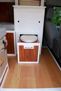 Best rv camper van interior decorating ideas (33)