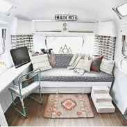 Best rv camper van interior decorating ideas (50)