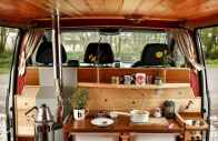 Best rv camper van interior decorating ideas (58)