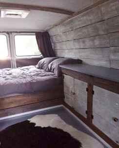 Best rv camper van interior decorating ideas (6)
