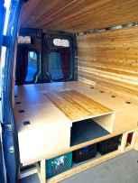 Best rv camper van interior decorating ideas (69)