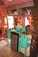 Best travel trailers remodel for rv living ideas (4)