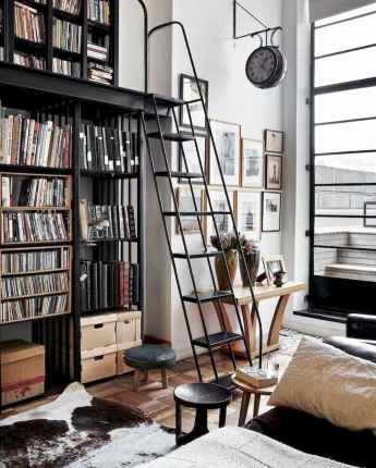 Creative loft stair with space saving ideas (13)