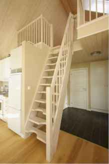 Creative loft stair with space saving ideas (39)