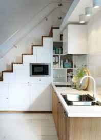Creative loft stair with space saving ideas (53)