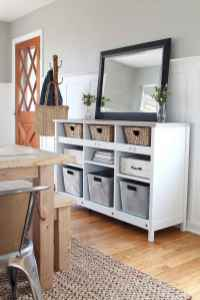 Diy rental apartment decorating ideas (45)