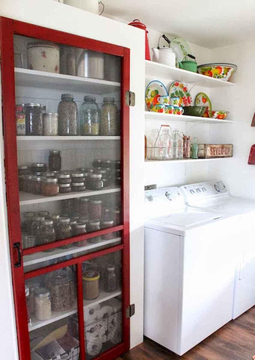 Farmhouse style laundry room makeover ideas (42)